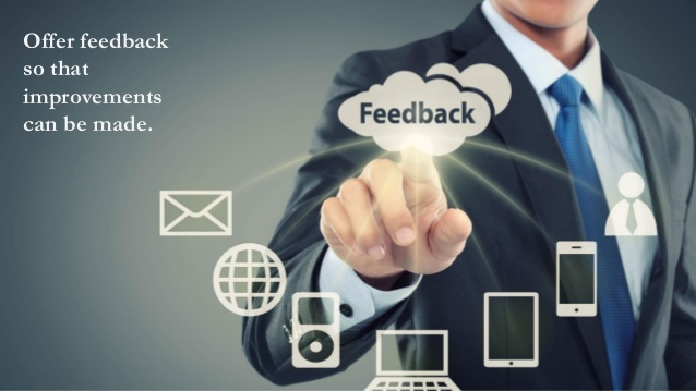 ciel blog - how-to-offer feedback to employees