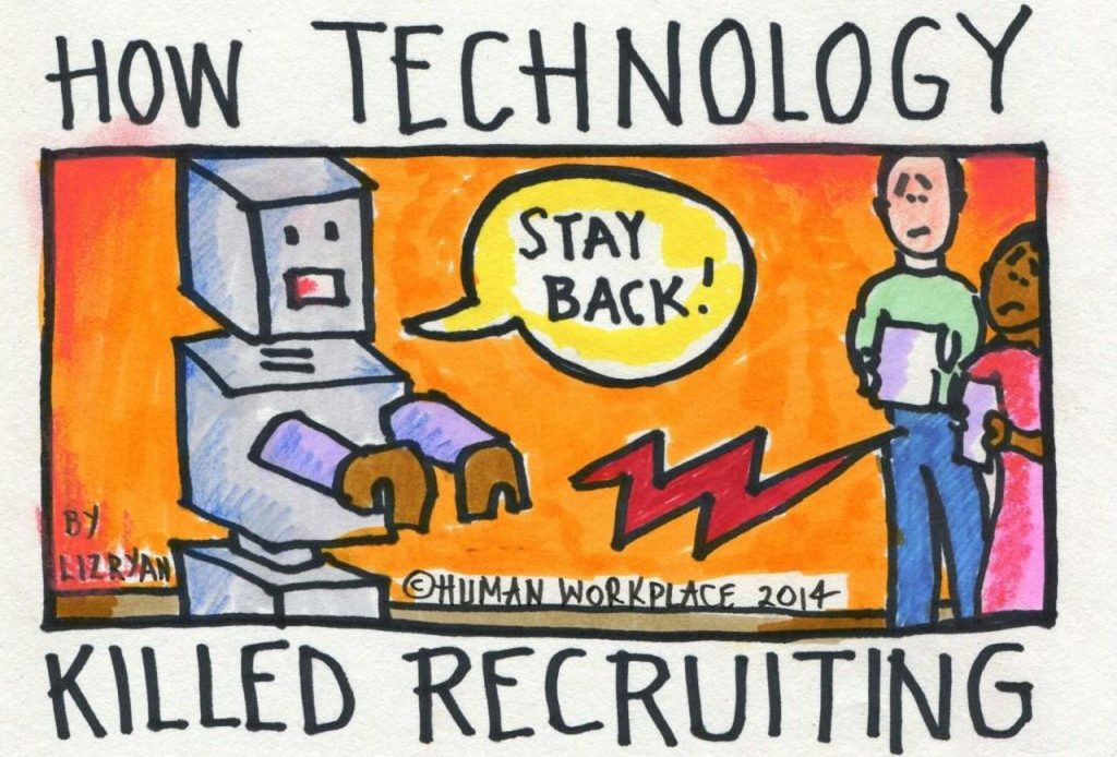 How Technology Killed Recruiting