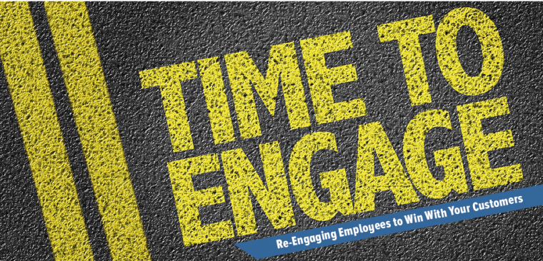 Engage employees before you do with customers