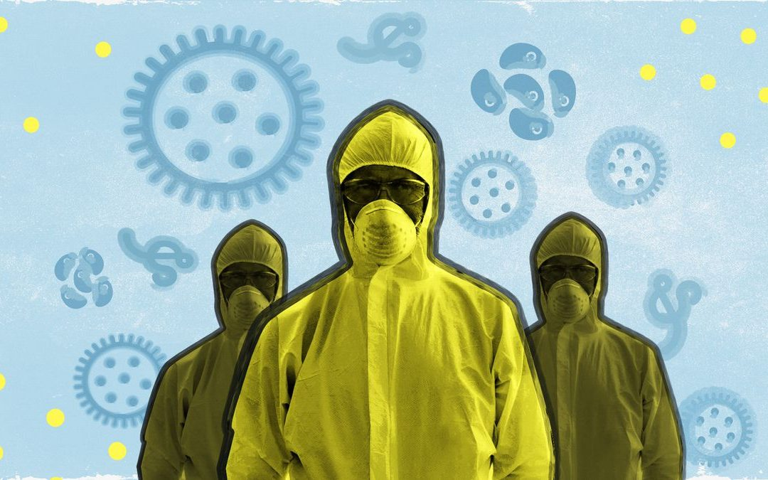 HR Team's dealing with a Pandemic