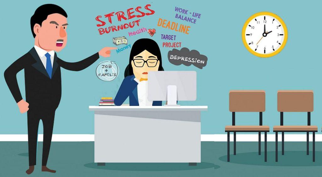 ciel blog – reduce stress at work