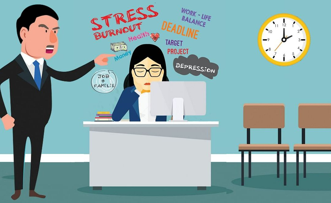 #Buildingtomorrow: Reduce stress at work