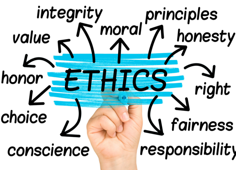 #BuildingTomorrow: Ethics at work