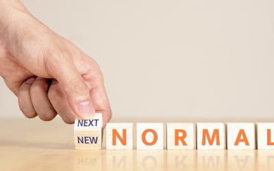 #BuildingTomorrow: The Next Normal